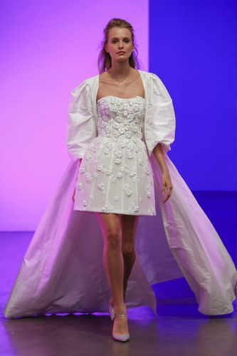 Gracy Accad Fall 2019 Bridal Show