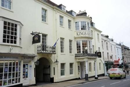 Kings Arms Hotel Dorchester reopens after five years