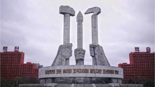 North Korea launches sixth unidentified projectile in under a month