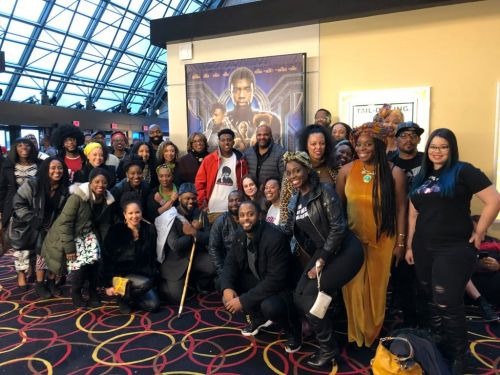Wakanda forever: 'Black Panther' has a stunner of an opening weekend