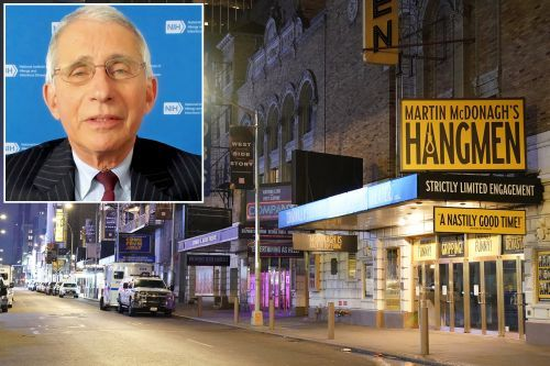 Fauci says when live shows will be back - depending on vaccine rollout