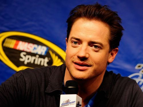 Brendan Fraser says he was groped by a Hollywood executive and that it made him 'retreat' from his acting career