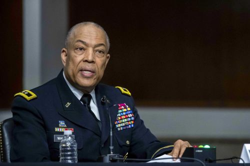 Pentagon hesitated on sending Guard to Capitol riot, general says