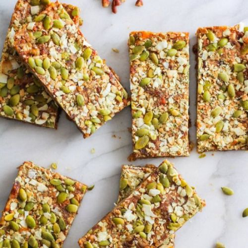 Sweet Potato Energy Bars