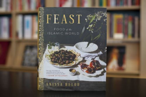 Summer Vacation Through COOKbooks: Middle East