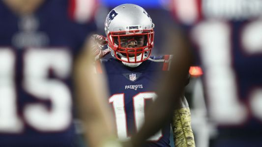 Patriots' Josh Gordon reinstated on conditional basis, cannot play next week