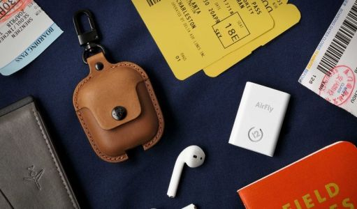 TwelveSouth's AirSnap protects your AirPods in style
