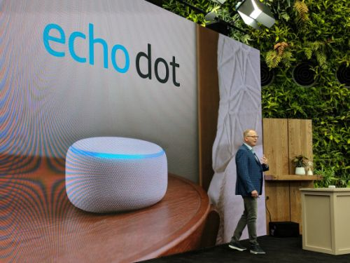 Amazon reveals redesigned 2018 Echo Dot, Echo Plus, and Echo Show