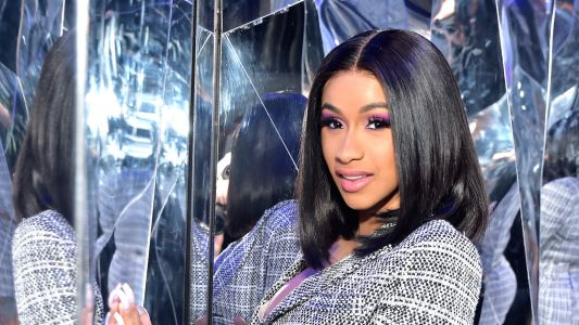 Cardi B Looked Stunning At Her Fashion Nova Launch Party: See Her Amazing Outfit