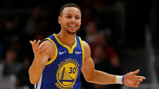 NASA invites Stephen Curry to see moon rocks