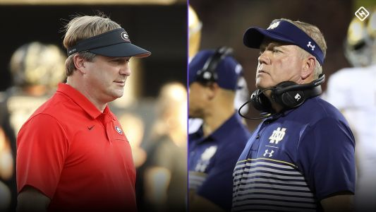 Georgia vs. Notre Dame odds, prediction, betting trends for 'College GameDay' game of the week