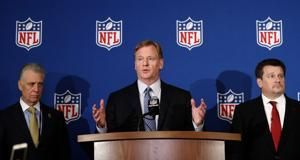 NFL sparks new questions over anthem; Trump lauds league