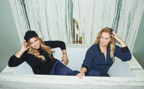 Comedian Amy Schumer collaborates on new RTW line