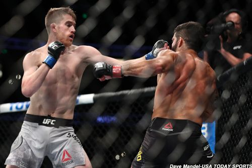 Cory Sandhagen says he's only one in bantamweight division who can beat Henry Cejudo