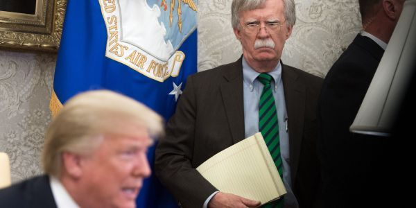 John Bolton's tell-all book includes claims of misconduct in foreign affairs that goes beyond Ukraine, report says