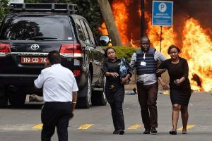 Attack in Nairobi hotel Dusit D2, at least 11 dead