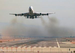 Research Group: To lessen runaway emission European Union should tax airlines