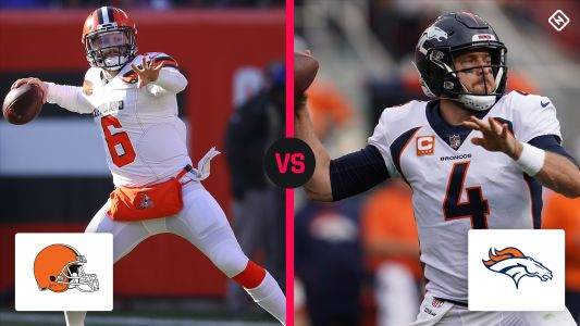 Browns vs. Broncos: Time, how to livestream, where to watch on TV