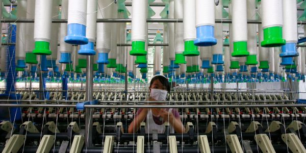 A regional manufacturing report in China has gone missing, raising concerns the economy is much weaker than the government will admit