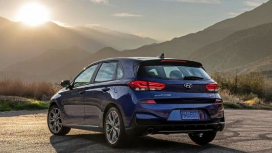 New Crossovers Killed The Cool Hyundai Elantra GT Hatchback