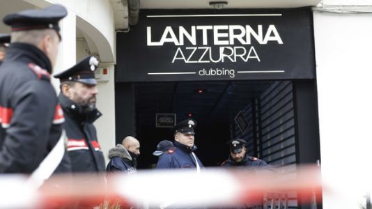 Stampede At Italian Nightclub Leaves At Least Six People Dead And Many Injured