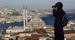 32 million tourists visited Turkey in the first nine months of 2018
