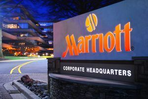 2018 record year for global pipeline projects for Marriott