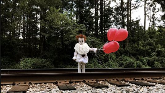 Mini Pennywise will haunt your dreams until 'It' hits theaters