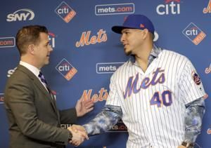 Ramos had grip on Mets from first handshake