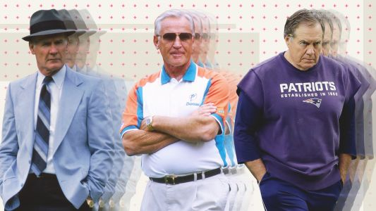 Ranking Super Bowl-winning head coaches, from the legendary to the lucky