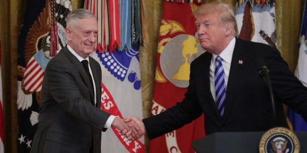 Retired US admiral slams Trump's views of the military in a stunning opinion column: Trump thinks his military generals are 'Rambos'