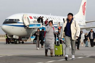 China expects 73 mln air trips during Spring Festival travel rush