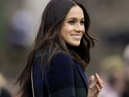 Meghan Markle just broke royal tradition by wearing her bag in a totally unexpected way