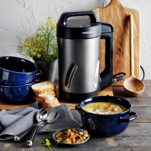 How to Use the Philips Soup Maker