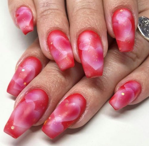 Krocaine wants you to wear your heart on your nails this Valentine's Day