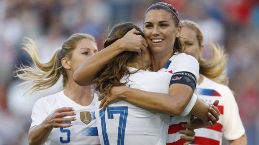 In Soccer's Equal Pay Suit, A May 2020 Trial Is 'Good Overall,' Says Alex Morgan
