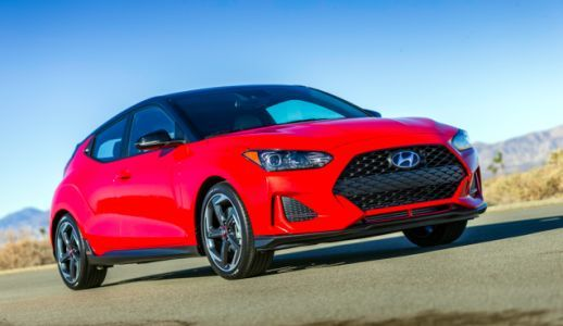 The 2019 Hyundai Veloster Keeps It Weird And Adds More Power