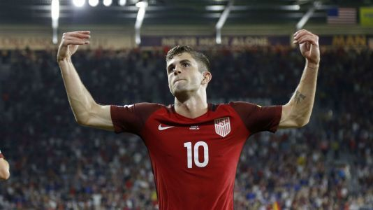 Pulisic makes history in dominant victory of U.S. Soccer Male Player of the Year award
