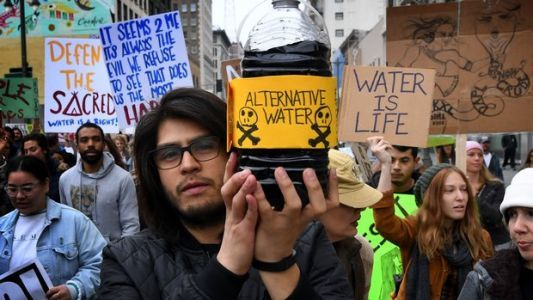 Keystone XL Opponents On 210,000-Gallon Spill: We Warned You