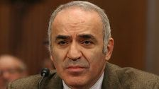 Garry Kasparov: Donald Trump Has More Russian Connections Than Aeroflot