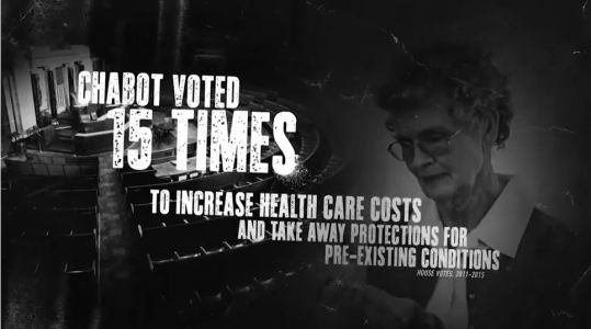 WATCH: Shady Chabot's Record Exposed in DCCC TV Ad