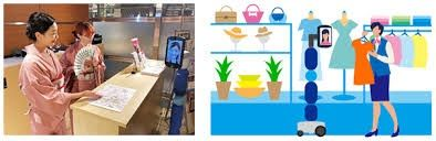 ANA HOLDINGS to Launch a Range of Avatar-powered Services in Nihonbashi