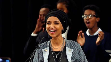 StandwithIlhan: Social media users defend Ilhan Omar after her forced apology over anti-Semitism