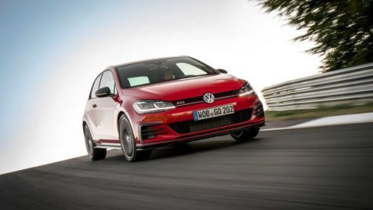 Volkswagen Shows it's Serious About the Hot Hatch Wars With Race-Inspired GTI TCR