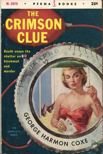 Cocktail Talk: The Crimson Clue, Part II
