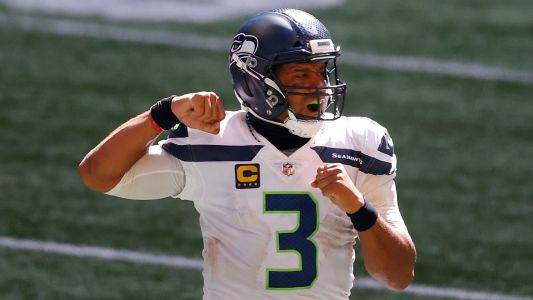 Russell Wilson trade rumors: Patriots, Jets, Washington best realistic fits for disgruntled Seahawks QB