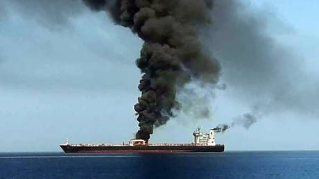 'Suspicious doesn't begin to describe what happened': Iran's FM on tanker 'attacks' in Gulf of Oman