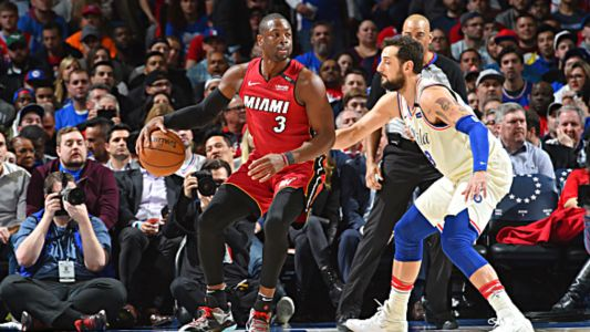 NBA playoffs wrap: Dwyane Wade helps Heat even series; Warriors go up 2-0 against Spurs