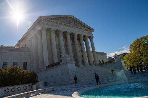 Supreme Court leans toward restricting access to business data