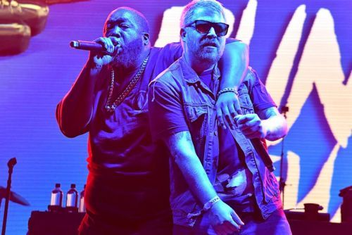 """Run the Jewels Reconnect for """"Let's Go """""""